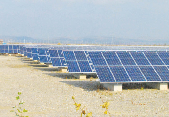 Parcuri fotovoltaice la Produleşti