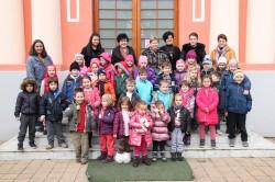 Program de educatie ecologica a prescolarilor de la Gradinita Guliver
