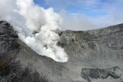 Micile eruptii vulcanice ar incetini incalzirea climei