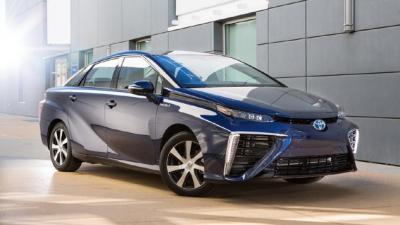 Impozitul pentru maşini hibride a fost redus cu 95%