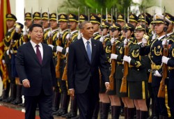 Schimbari climatice - acord SUA-China