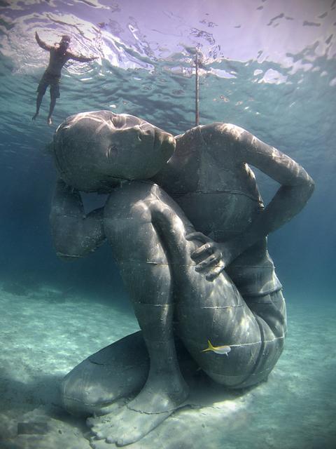 Cum arat? cea mai mare sculptur? subacvatic? din lume