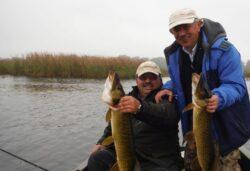 Pescar hoinar difuzeaza la TVR 2, Festivalul stiucilor din Delta Dunarii