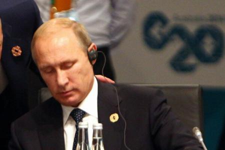 """Summitul G20: Putin laud? o """"atmosfer? constructiv?"""" ?i este satisf?cut de rezultate"""