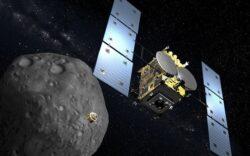 Japonia trimite in spatiu o sonda care se va intalni in 2018 cu un asteroid. Lansarea va fi transmisa in direct, in sistem 4K