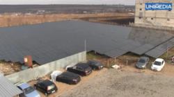 """Moldova Eco-Energetica"". Cum arata cel mai mare parc solar fotovoltaic din Moldova"