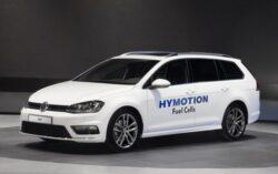 Oficial: Volkswagen Golf Variant HyMotion – Neamtul, acum si in versiunea cu hidrogen