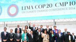 Conferinta de la Lima asupra schimbarilor climatice s-a incheiat cu succes