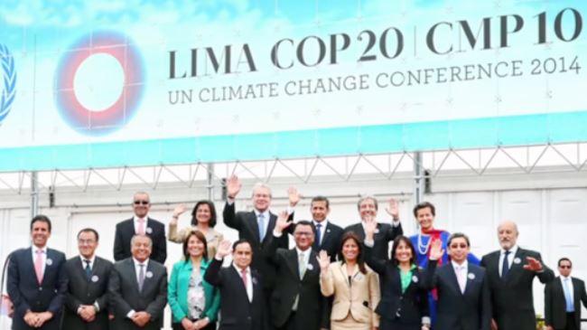 Conferința de la Lima asupra schimbărilor climatice s-a încheiat cu succes
