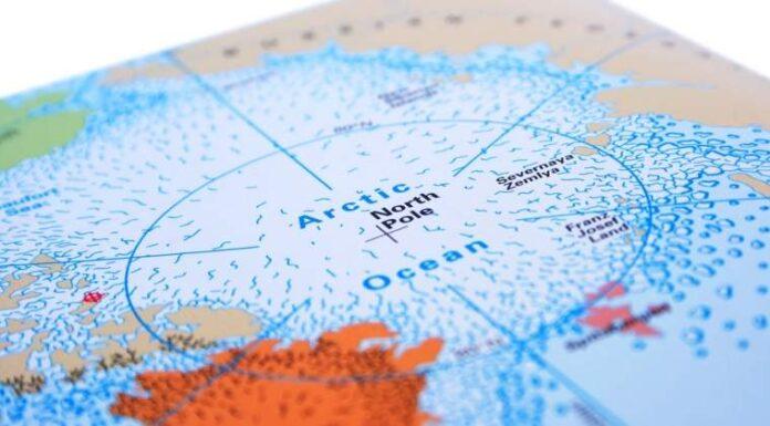 Danemarca revendica Polul Nord. Resursele de petrol, miza luptei cu Rusia si Canada