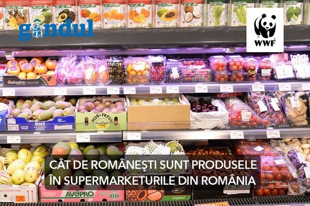 Cât de ECO sunt hipermarketurile în care î?i faci cump?r?turile ?i câte produse cu adev?rat române?ti g?se?ti în ele