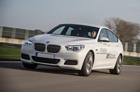 Ce pune la cale BMW pe piata masinilor hibrid
