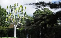 Copacul care produce energie
