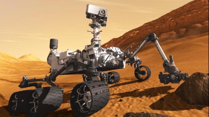 Posibile semne de viaţă pe Marte! Decoperire uriaşă a cercetătorilor