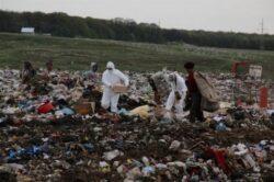 Constructia depozitului ecologic de la Ciocanesti se afla in desfasurare