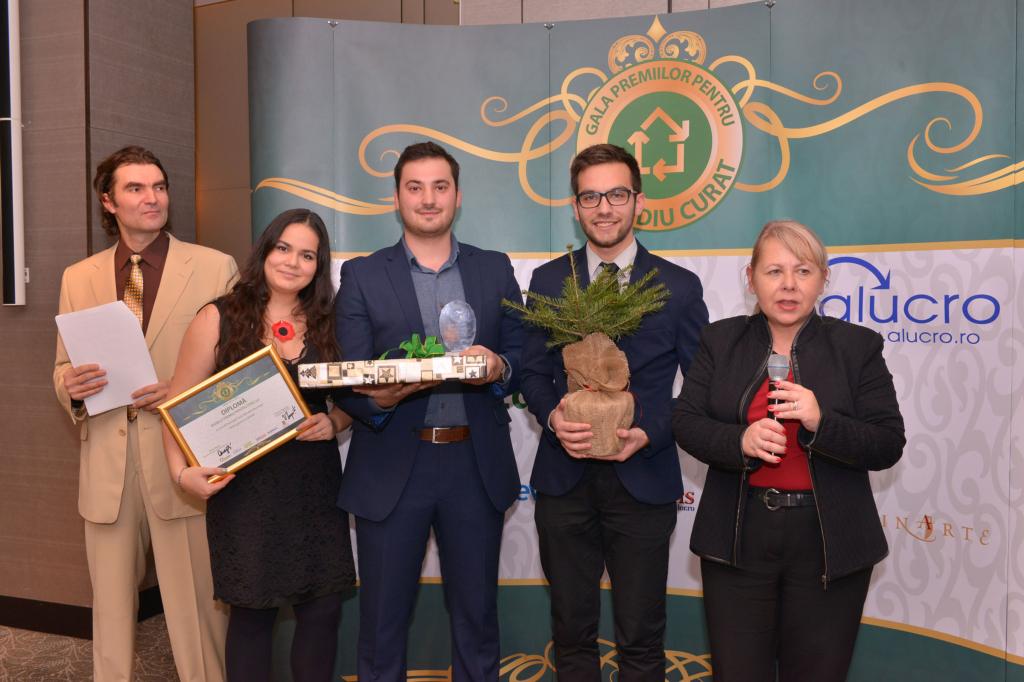 Gala Premiilor Pentru Un Mediu Curat 2014 si-a desemnat castigatorii