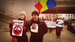 Mesajul lui Alexandru Popescu in fata Parlamentului European