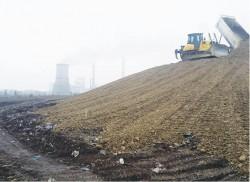Fosta rampa de gunoi a Ploiestiului se va transforma in zona verde