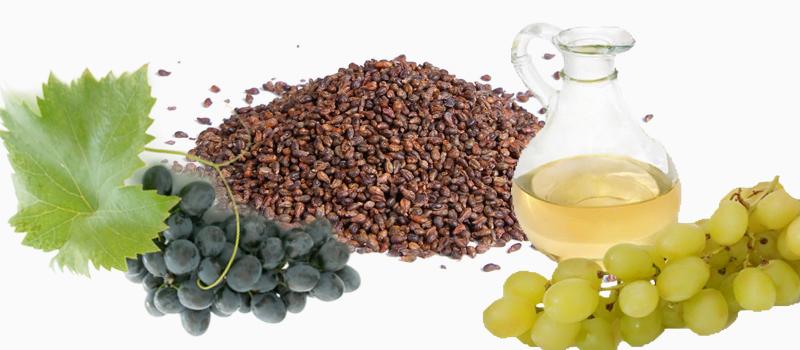Uleiul de sâmburi de struguri contribuie la refacerea tenului acneic