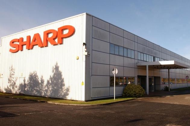 Sharp vinde divizia de energie solar? Recurrent Energy