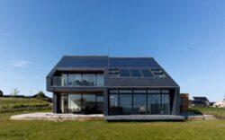 Idei de case independente energetic. Cum sa ai o locuinta cu facturi zero la energie
