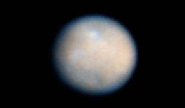 O lume extraterestră din sistemul nostru solar ar putea găzdui forme de viaţă