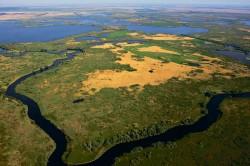 Schimbarile climatice si activitatile economice pun in pericol deltele din intreaga lume