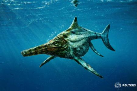 Reptila gigant, contemporana cu dinozaurii, identificata in Scotia