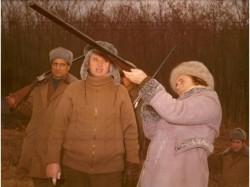 Maestrul de vanatoare al lui Ceausescu. Tatoi taie si spanzura in padurile Ialomitei