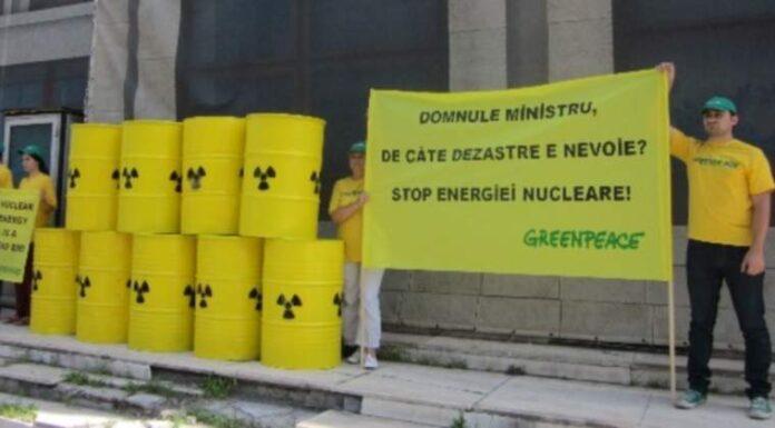 Greenpeace in Romania: planul organizatiei pentru independenta energetica si povestile