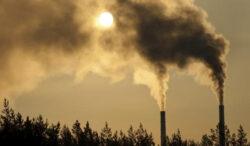 Poluarea din Asia vs clima din America