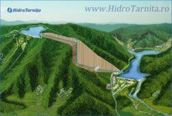 5 oferte pentru constructia hidrocentralei Tarnita, proiect de 1 miliard de euro