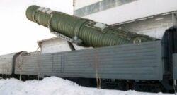 """Rusia va reintroduce in circulatie """"Trenurile nucleare"""", din 2018"""