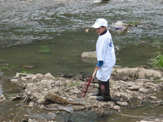 Ameninţările de pe Someşul Mic: poluarea şi braconajul