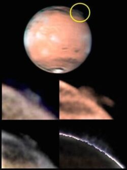 Nori pe Marte? Cercetatorii sunt inca uluiti de descoperire