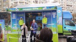 """Caravana ECOTIC deschide """"Zilele Reciclarii in Bacau"""""""