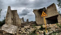 UE suplimenteaza contributia pentru securizarea zonei Cernobil