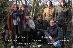 Ferma de permacultura de la Malin revine la viata cu ajutorul a sapte belgieni pasionati de natura