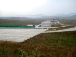 Depozitul ecologic de la Farcasa se poate finaliza in sapte luni, sustin autoritatile judetene