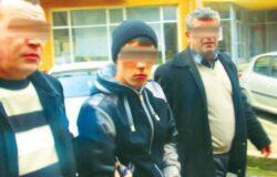 Unul dintre suspecti, Ion Cocora, saltat de politisti