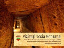 Sezonul turistic 2015 se deschide la Rosia Montana cu mini-vacanta de 1 Mai