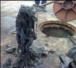 Apelul Apa Nova catre bucuresteni: Canalizarea nu este groapa de gunoi a orasului