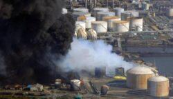 Reactorul principal al centralei nucleare de la Fukushima pierde tot mai multa apa radioactiva