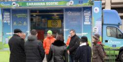 Caravana ECOTIC - proiect ingenios de educatie ecologica destinat tuturor categoriilor de public