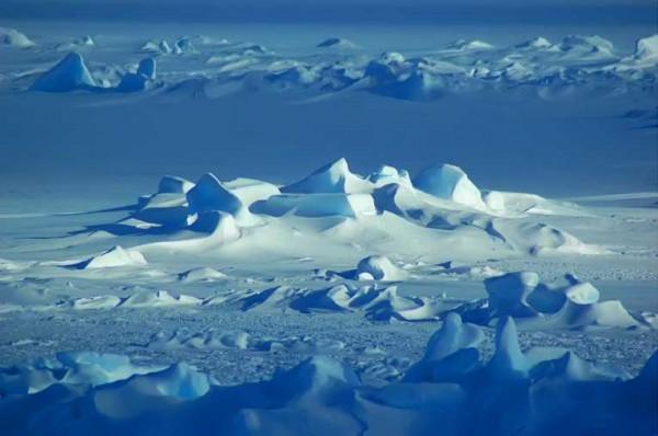 2014 ar putea fi anul când topirea calotei glaciare din Antarctica de Vest a devenit ireversibilă