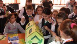 Caravana educationala Guerilla Verde ajunge si la Constanta