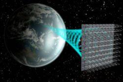 JAXA dezvolta panouri solare ce vor fi situate in spatiu