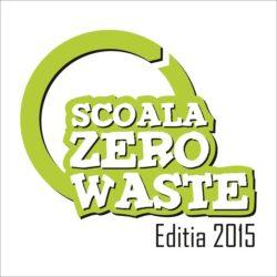 """Au început înscrierile pentru Concursul Național """"Școala Zero Waste"""" editia 2015"""