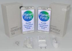 Samsung Galaxy S6 si Galaxy S6 edge au primit certificari ecologice in patru tari