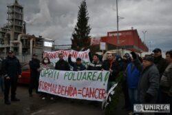 """Campania """"Opriti poluarea in Sebes!"""" continua cu un nou mars de protest, duminica 26 aprilie"""
